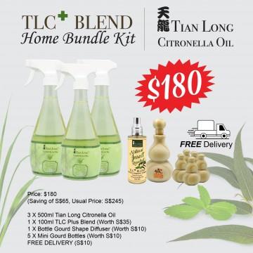TLC Plus Blend Home Bundle Kit