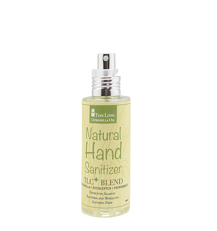 TLC Plus Blend - Hand Sanitizer 100ml